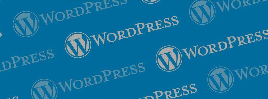 Pečujete osvůj wordpress? aktualizace 8.12.2016